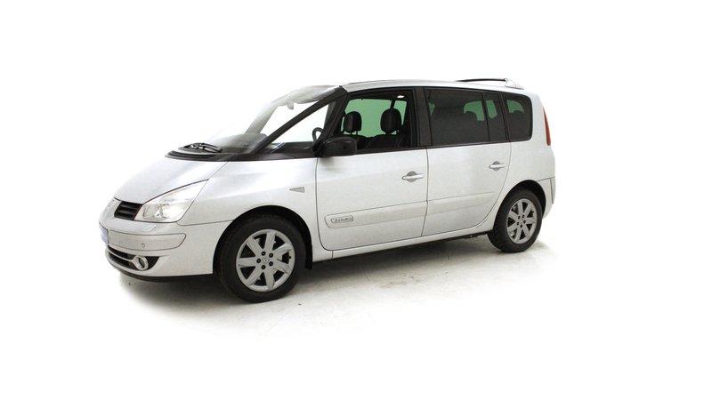 voiture renault grand espace 2 0 dci 150 fap alyum a 7pl occasion diesel 2011 85590 km. Black Bedroom Furniture Sets. Home Design Ideas