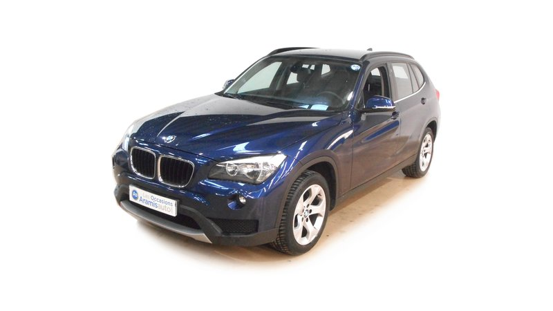 voiture bmw x1 xdrive 18d 143 ch lounge plus a occasion diesel 2012 48505 km 23590. Black Bedroom Furniture Sets. Home Design Ideas