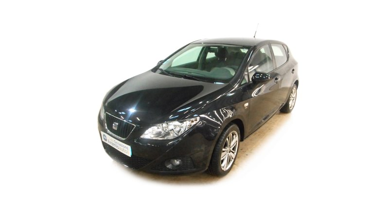 voiture seat ibiza 1 9 tdi 105 fap stylance occasion diesel 2008 141951 km 6890. Black Bedroom Furniture Sets. Home Design Ideas