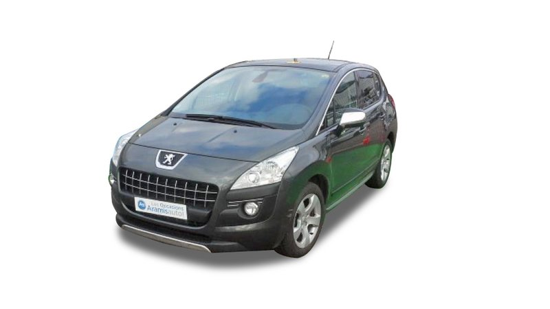 voiture peugeot 3008 1 6 e hdi 112 bmp6 allure occasion diesel 2012 106270 km 12990. Black Bedroom Furniture Sets. Home Design Ideas
