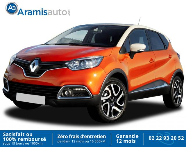 voiture renault captur 1 5 dci 90 auto intens cuir. Black Bedroom Furniture Sets. Home Design Ideas