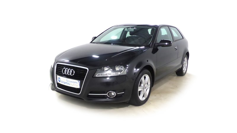 voiture audi a3 1 4 tfsi 125 ambiente occasion essence 2011 69386 km 13990 clermont. Black Bedroom Furniture Sets. Home Design Ideas