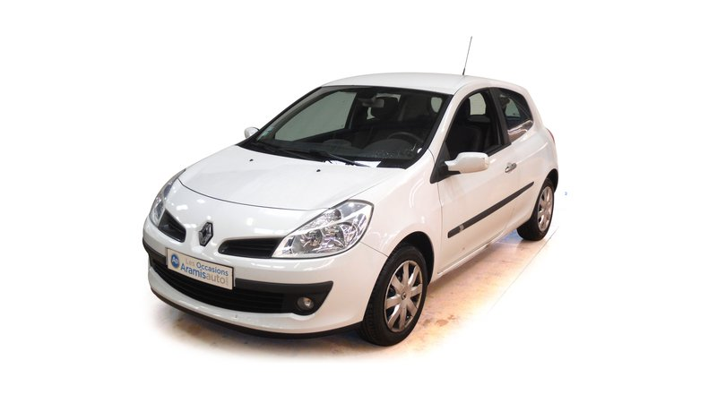 voiture renault clio iii 1 5 dci 85 eco2 dynamique occasion diesel 2008 84672 km 6990. Black Bedroom Furniture Sets. Home Design Ideas