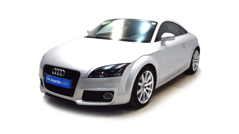 voiture audi tt 1 8 tfsi 160 s line occasion essence 2013 75650 km 20490 mougins. Black Bedroom Furniture Sets. Home Design Ideas