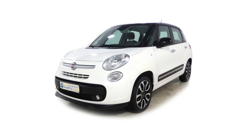 voiture fiat 500 l 1 3 multijet 16v 85 ch lounge occasion diesel 2013 29962 km 13090. Black Bedroom Furniture Sets. Home Design Ideas
