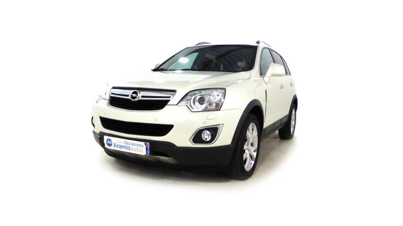 voiture opel antara 2 2 cdti 184 4x4 cosmo pack toit ouvrant occasion diesel 2013 44798 km. Black Bedroom Furniture Sets. Home Design Ideas