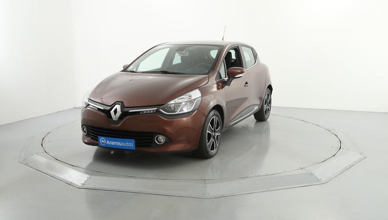 Renault Clio 4 Intens +Jantes Diamantées