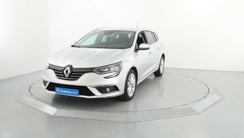 Renault Mégane 4 Estate Intens