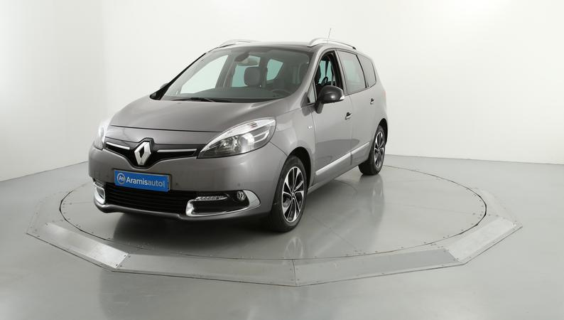 Renault Grand Scenic 3 Bose +7Pl Toit panoramique