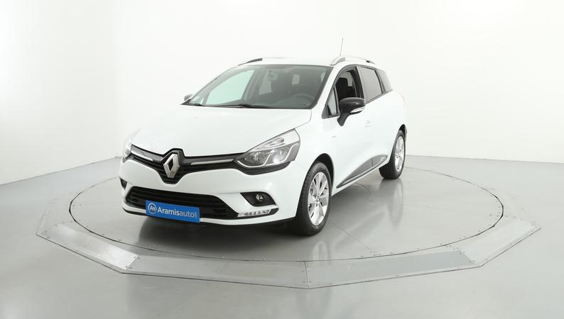 Renault Clio 4 Estate Limited +GPS