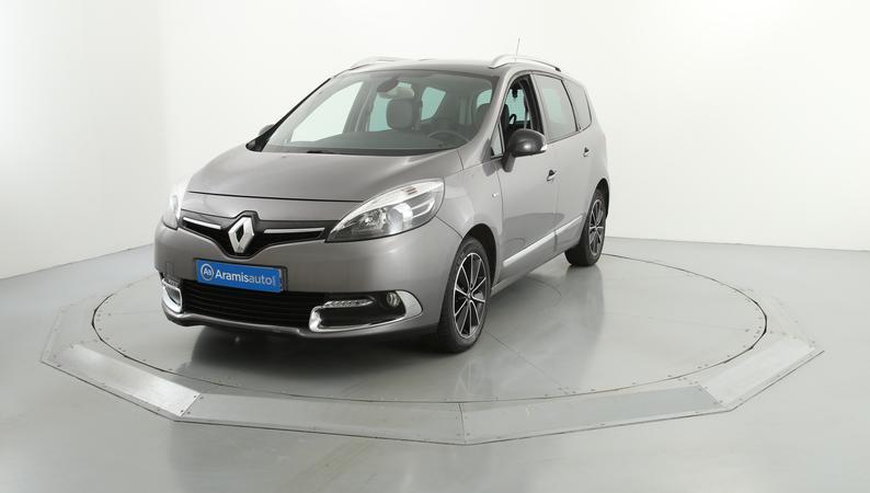 Renault Grand Scenic 3 Bose