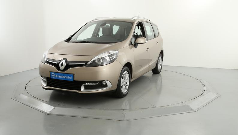 Renault Grand Scenic 3 Zen EDC 7 pl