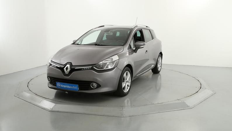 Renault Clio 4 Estate Intens