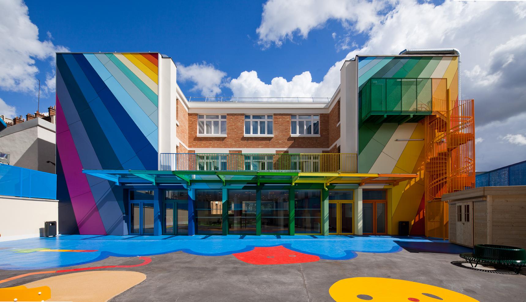 Здание детского сада фото 3