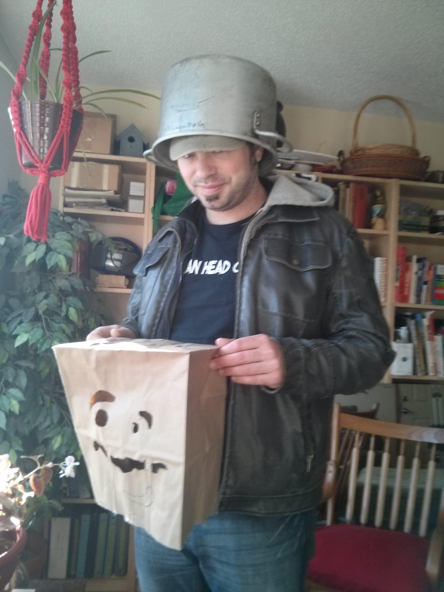 Halloween Costume Recap 2007 - 2014