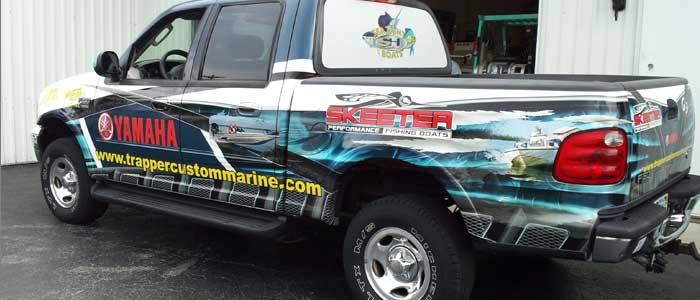 Vehicle Wraps For Trucks Cars Trailers - Auto graphics for carillusionsgfx custom automotive graphics
