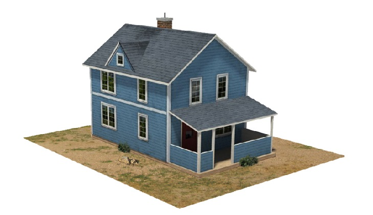 Shanty house model house best design for Building model houses