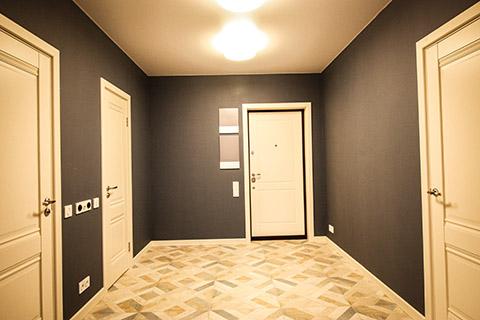 Капитальный ремонт квартир под ключ - цена за квадратный