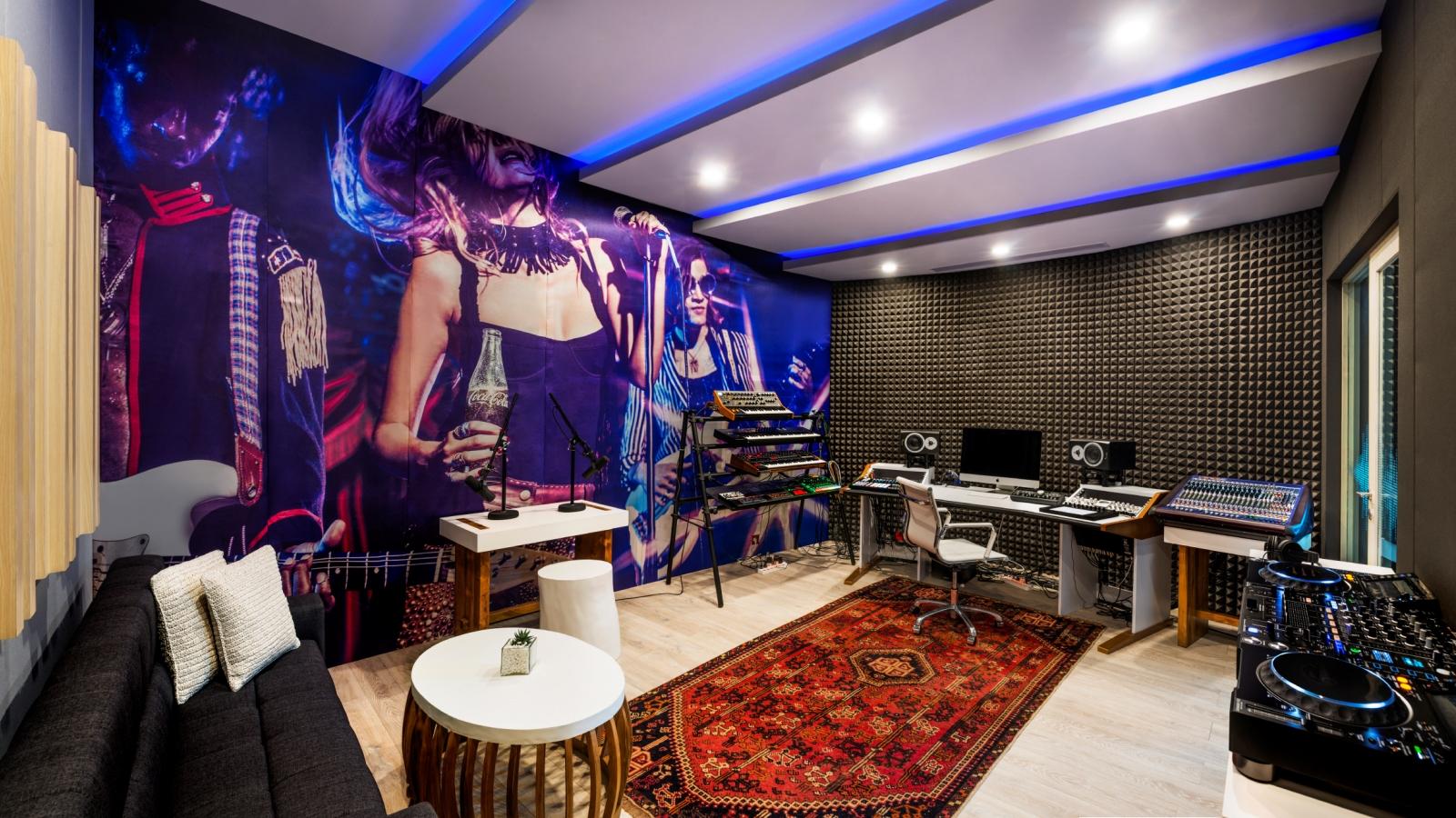 Prime W Sound Suite Recording Studio W Bali Seminyak Largest Home Design Picture Inspirations Pitcheantrous
