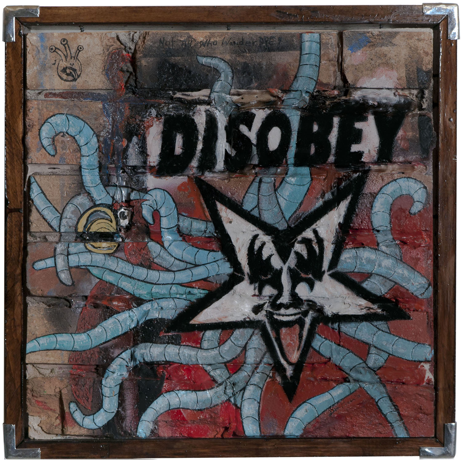 Disobey by Dim Media