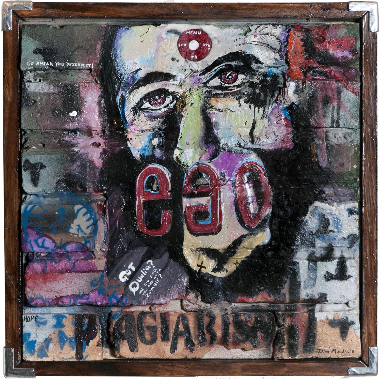 Ego Plagiarism by Dim Media