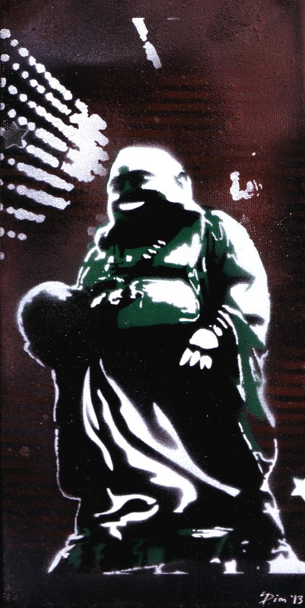 Green Man by Dim Media
