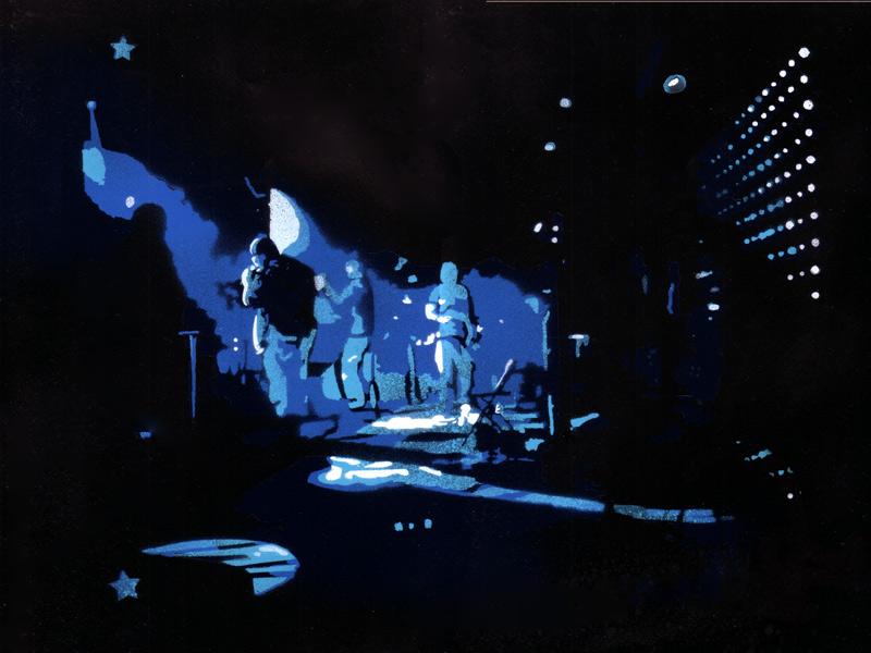 Moody Blues 2 by Dim Media