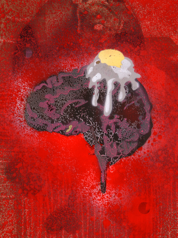 Your Brain On Brains by Dim Media