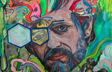 Terence McKenna: Fractal Hippy