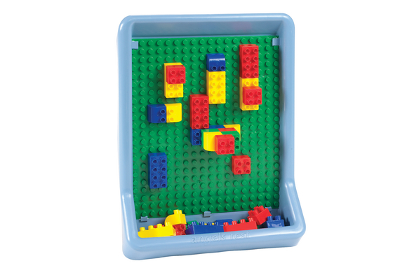 Angeles® DUPLO® Compatible Activity Board with 36 Mega Bloks®