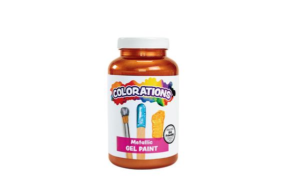 Colorations® Activity Paint, Metallic Copper - 16 oz.