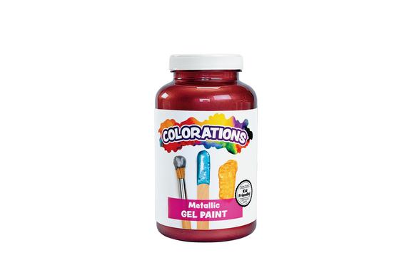 Colorations® Activity Paint, Metallic Russet - 16 oz.