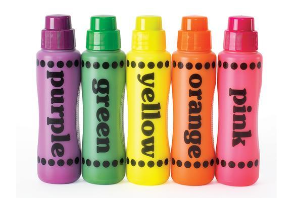 Do-A-Dot Art!™ Fluorescent Markers - Set of 5