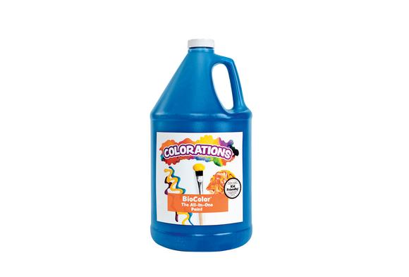 BioColor® Paint, Blue - 1 Gallon