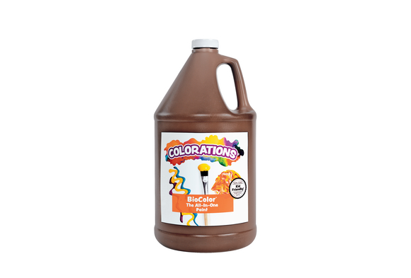 BioColor® Paint, Brown - 1 Gallon