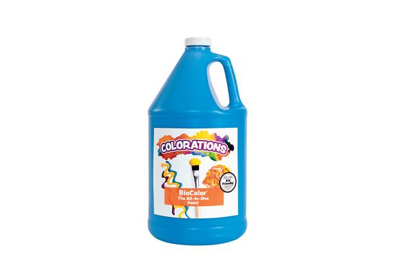 BioColor® Paint, Turquoise - 1 Gallon