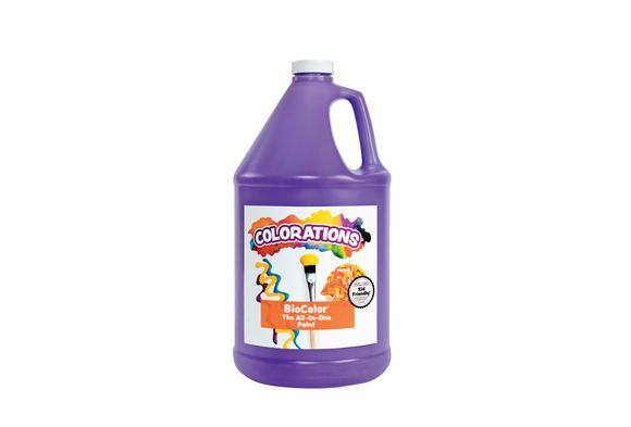 BioColor® Paint, Violet - 1 Gallon