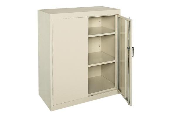 Locking Storage Cabinet - Discount School Supply