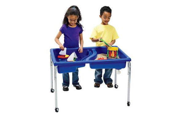 Neptune Sand and Water Table with Lid