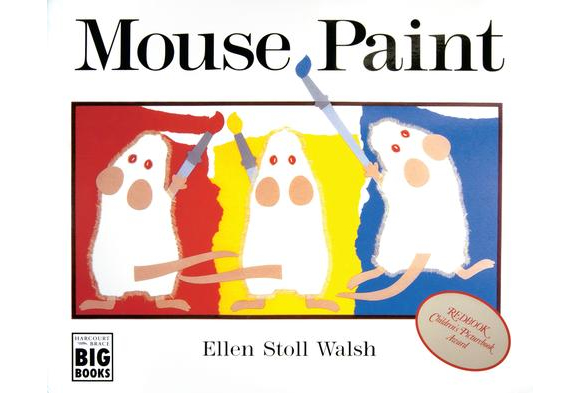 Mouse Paint Big Book
