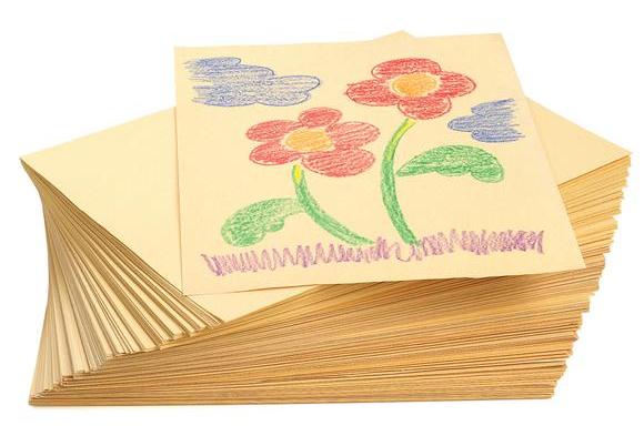 Manila Paper - 500 Sheets