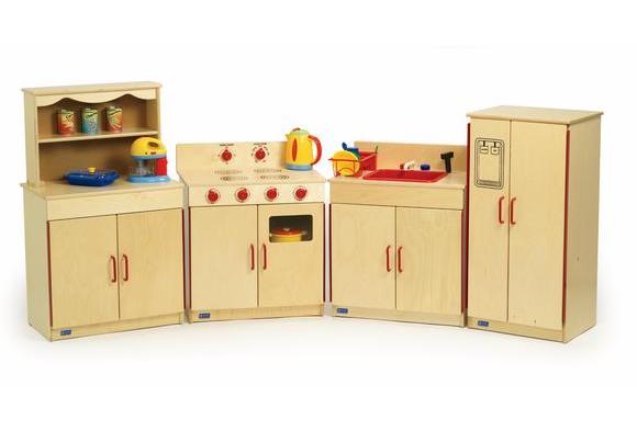 Charming Preschool Kitchen Sets