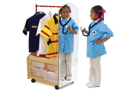 Angeles® Dress-Up Cart