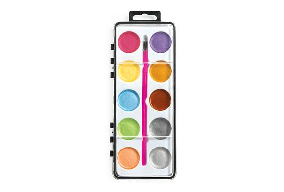 Colorations® Shimmery Washable Watercolors- Set of 5