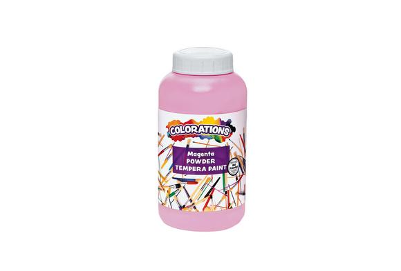 Colorations® Powder Tempera, Magenta - 1 lb.