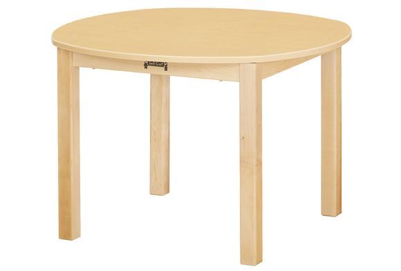 Maple Top Multi Purpose Round Table