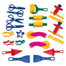 Dough Tools Starter Set - 21 Pieces