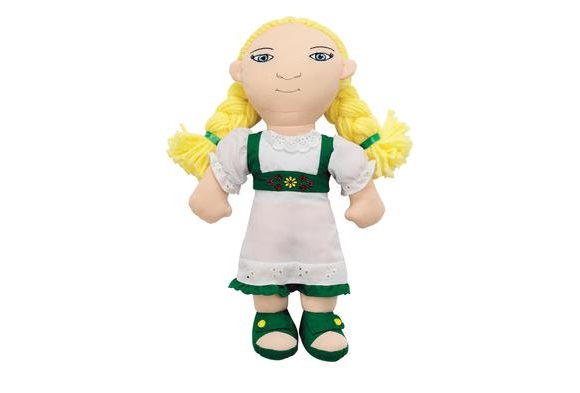 Excellerations® World Friends Doll - Dutch Girl