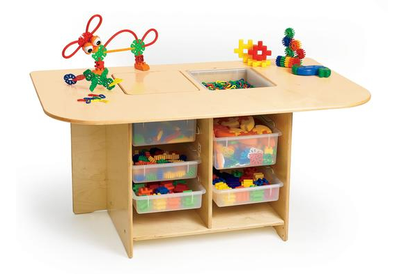 Angeles® Activity Table