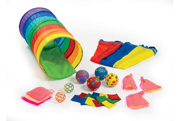 Toddler Activity Kit - 32 Pieces
